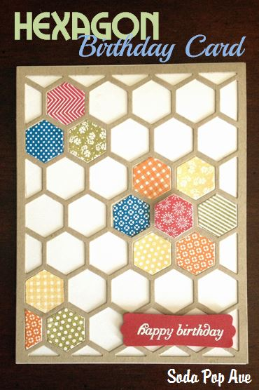 Hexagon Birthday Card.JPG