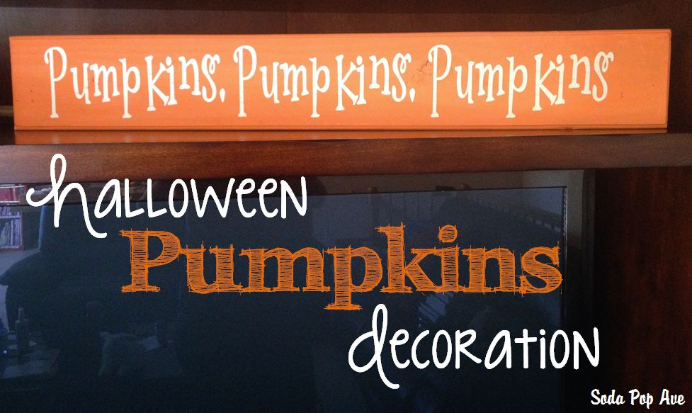 Halloween Pumpkins Decoration Banner 2.JPG