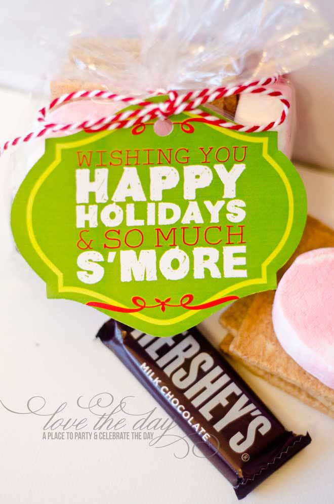 Happy Holidays and So Much S'more