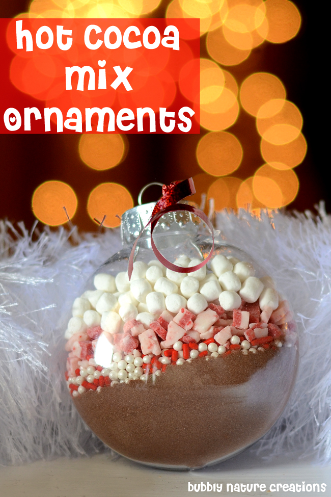 Hot Cocoa Ornaments