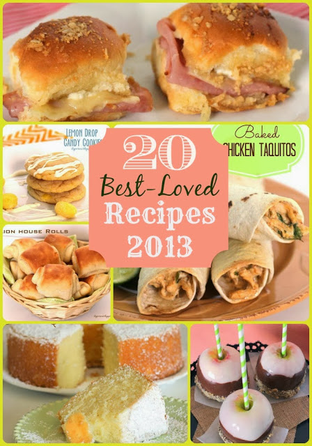 20 most pinned recipes 2013 collage.jpg