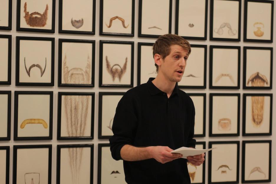 Alex Waxman (Reader)