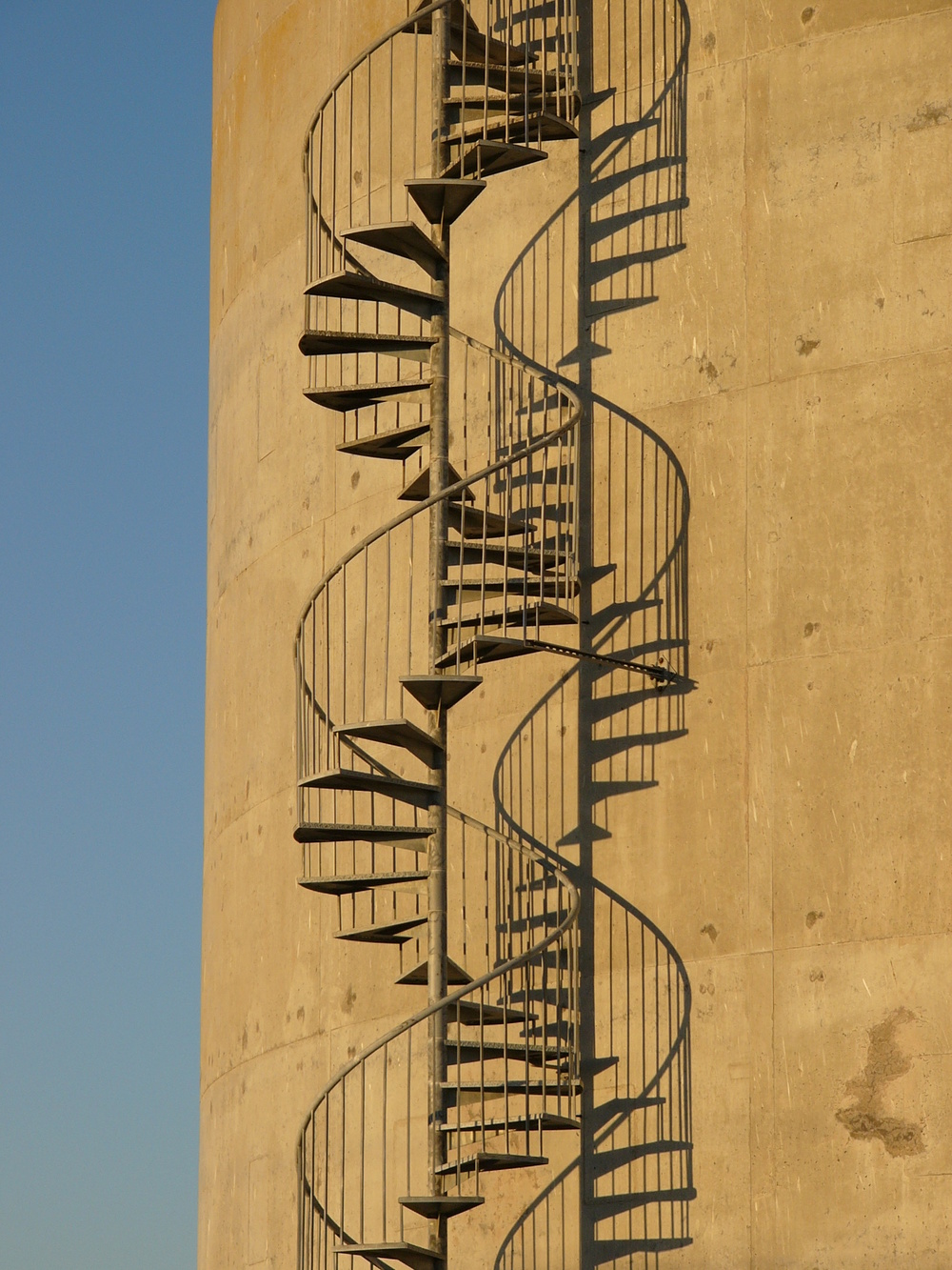 The Double Helix Staircase In Which Micro Biology