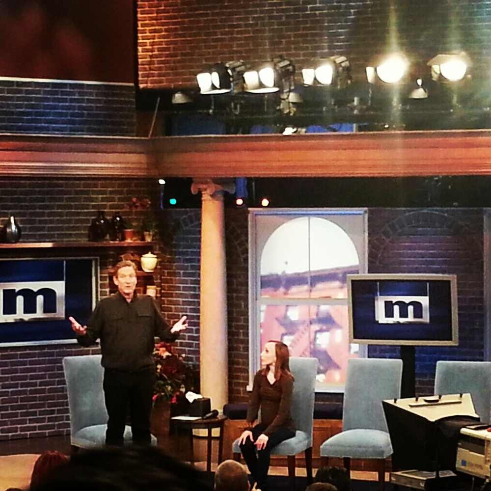 The Maury studio