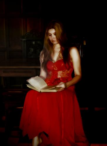 woman in red reading.jpg