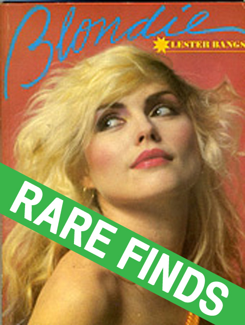 Lester Bangs wrote a quick fan bio of Blondie that reads like a long take-down.