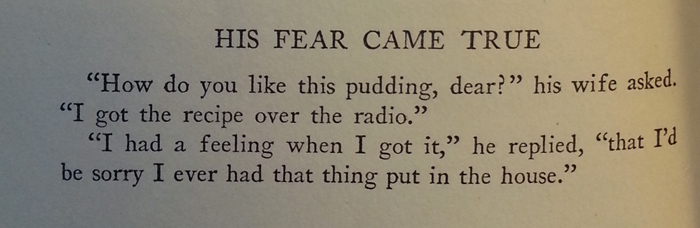 It Is To Laugh  by S.E. Kiser (1927)