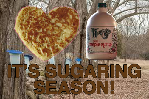 Admit it, you pancake-heart jugs of liquid sweetness, too!