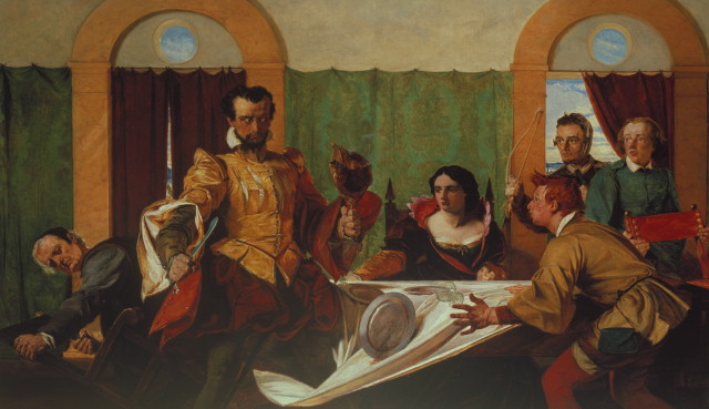Taming of the Shrew , Augustus Egg