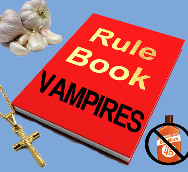 There's a right way to write about vampires.