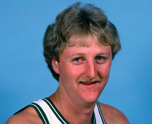 Racists loved Larry Bird, but the feeling wasn't mutual.