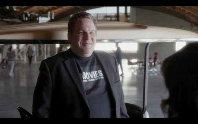 Jeff Garlin as the scatalogically vengeful Mort Meyers.