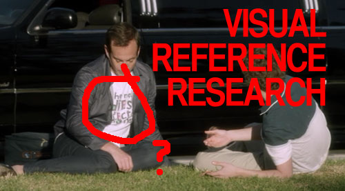 Every word on every shirt matters. Help us decipher this last round of Arrested Development visual jokes.