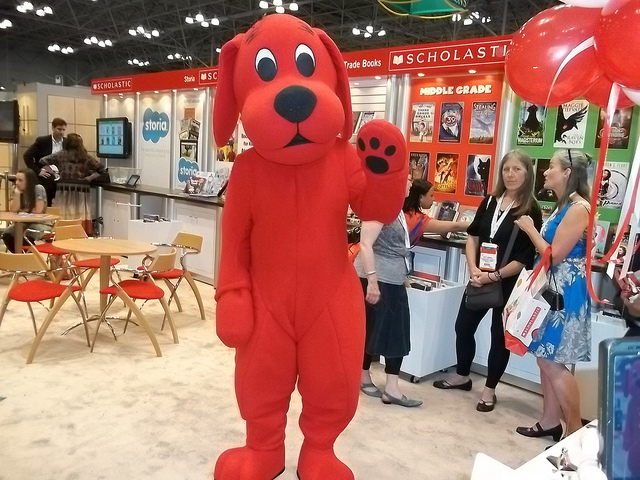 Furries are always welcome at BEA.