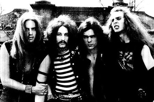 Pentagram back in the day.