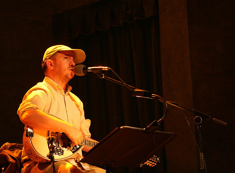 Stephin Merritt (Credit: Flickr user  alterna2 ; used with Creative Commons license)