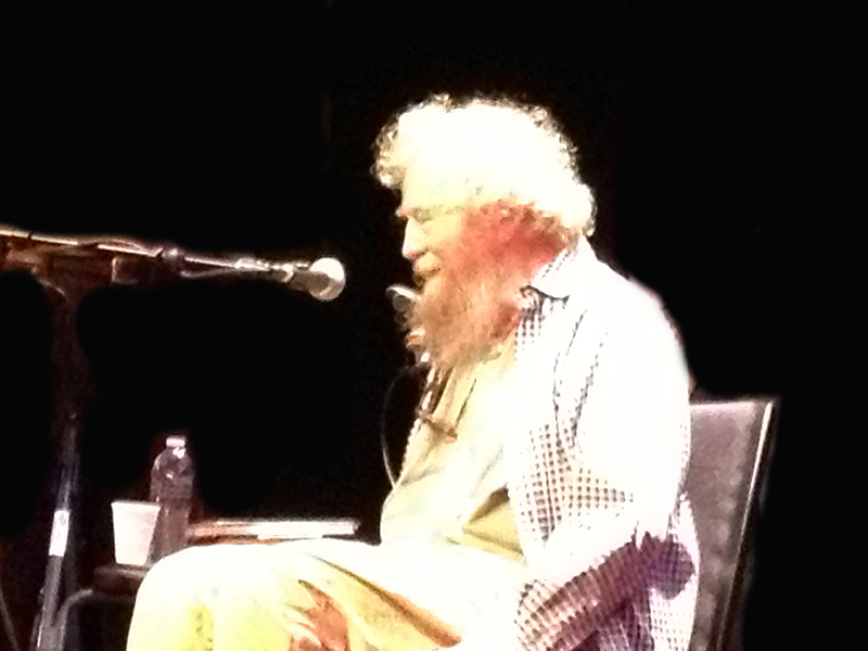 Donald Hall reading at Bookstock