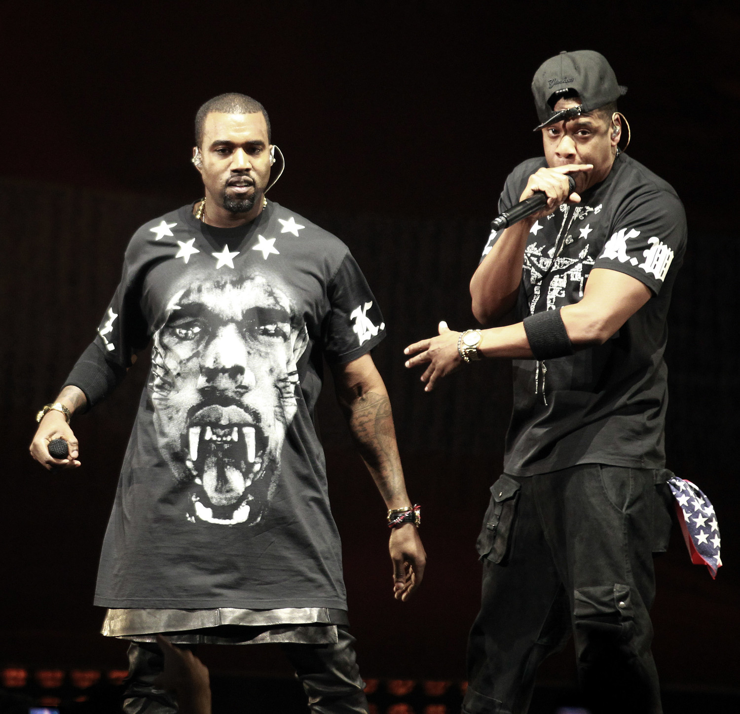 Jay Z And Kanye West Too Cultured For Rap The Airship