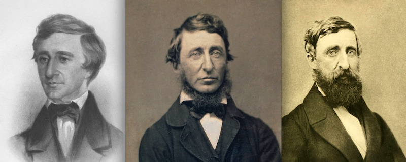 Was thoreau gay