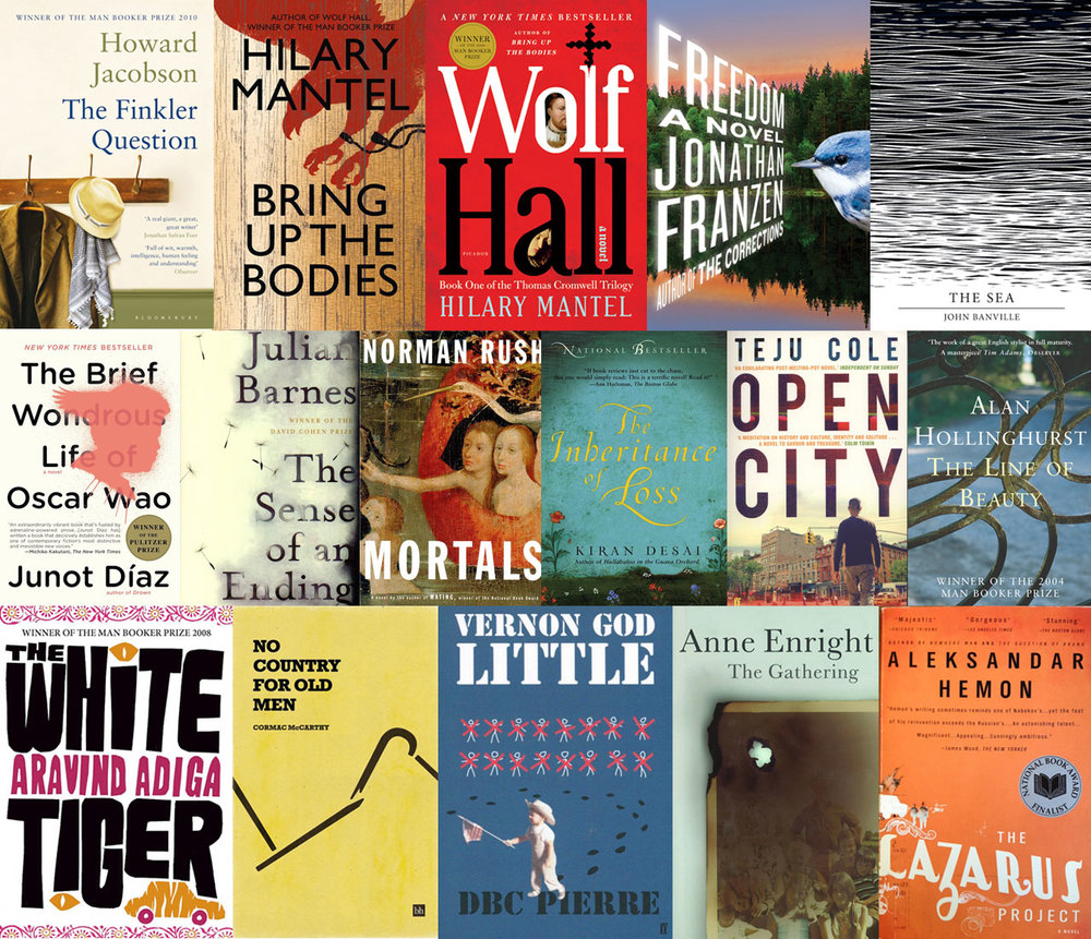 10 Books That Would've Won The Man Booker Under Its New Rules €� The Airship
