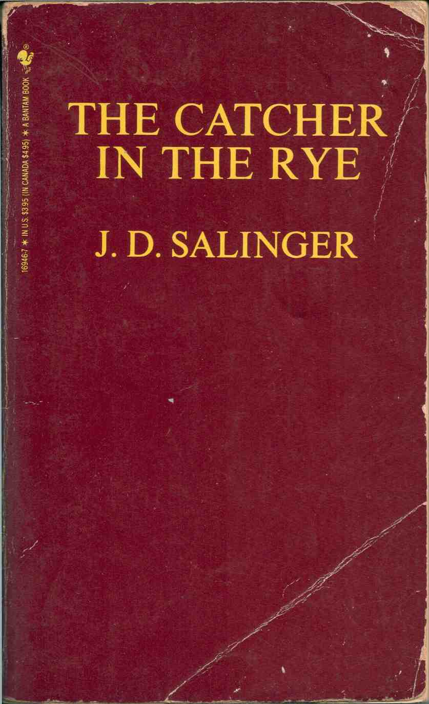 The Catcher in the Rye J.D. Salinger.jpg