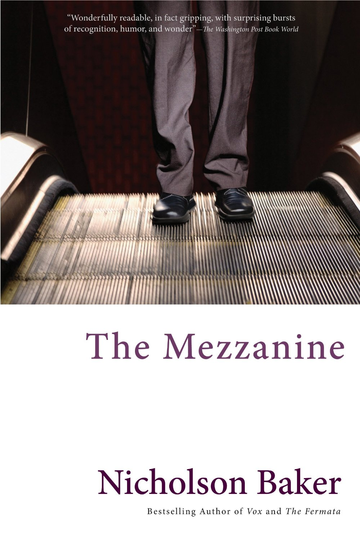 The Mezzanine Nicholson Baker.jpg