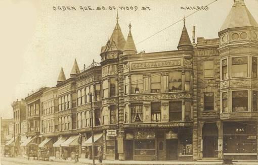 Ogden Avenue, circa 1910