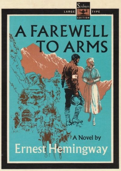 a character analysis of the novel a farewell to arms by ernest hemingway Immediately download the a farewell to arms dealing with world war i ernest hemingway wrote the novel as a semi analysis of farewell to arms.