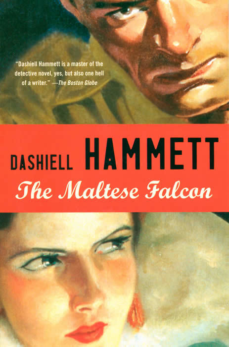 The Maltese Falcon Dashiell Hammett.jpg