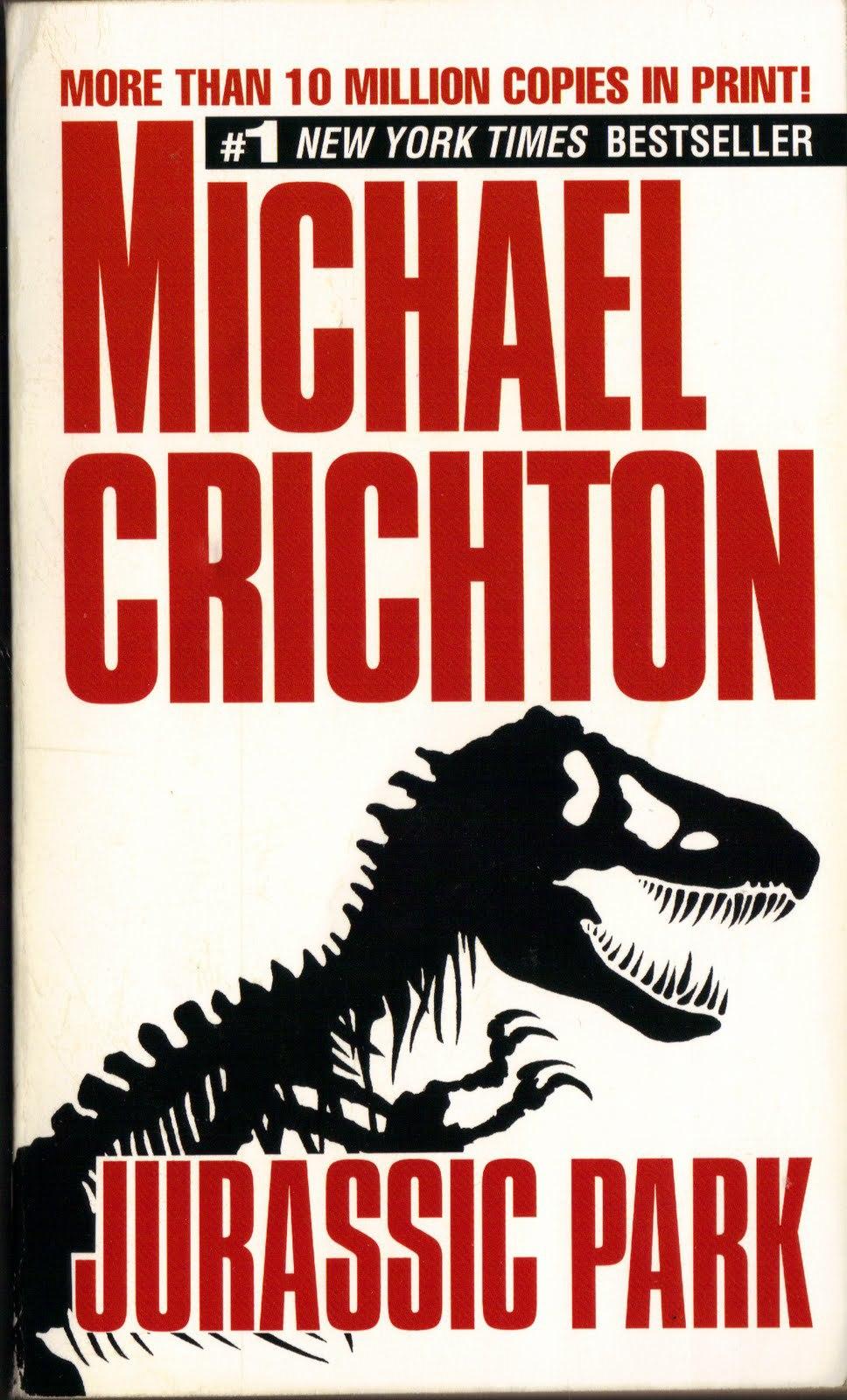 Jurassic Park Michael Crichton.JPG