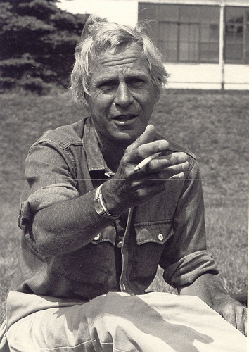 Gordon Lish (Credit: Image from Flickr user Centrum Foundation; used with Creative Commons license)