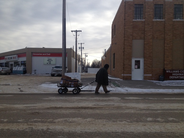 Williston, North Dakota (Credit: All photos by author)
