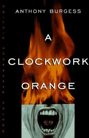 "the makings of an angry person in a clockwork orange by anthony burgess Anthony burgess does not hold a clockwork orange in a high light he claims in his essay ""a clockwork orange resucked"" that he would ""be glad to disown it for various reasons, but this is ."