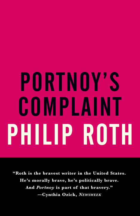 Portnoy's Complaint Phililp Roth.jpg