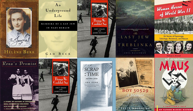 10 Essential Books About The Holocaust That You Didn T Read In Class