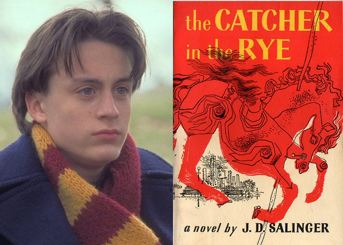 catcher in the rye and igby Free essay: the catcher in the rye¬ and igby goes down, written by jd salinger and burr steers respectively, explore the issue of non-conformity among youth.