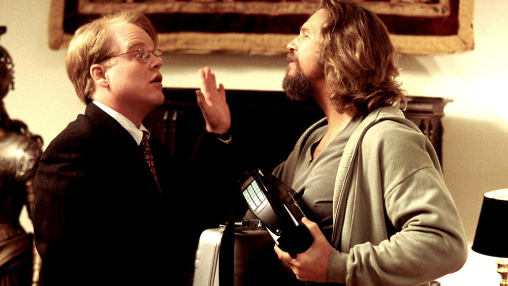paradigms in the big lebowski essay Late in the fall i read an essay in the new  to formulate paradigms more appropriate to  upcoming essays on the films the big lebowski and winterschläfer.