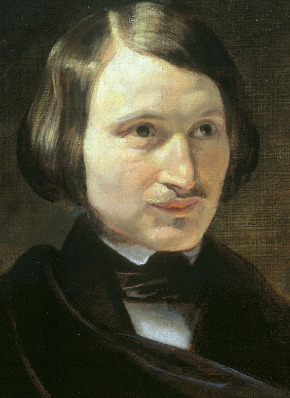 Portrait of Nikolai Gogol