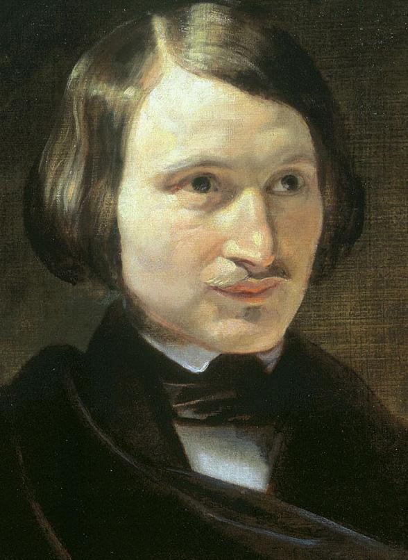 Portrait of Nikolai Gogol