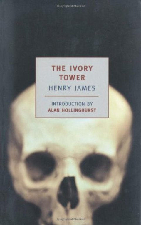 The Ivory Tower by Henry James.jpg