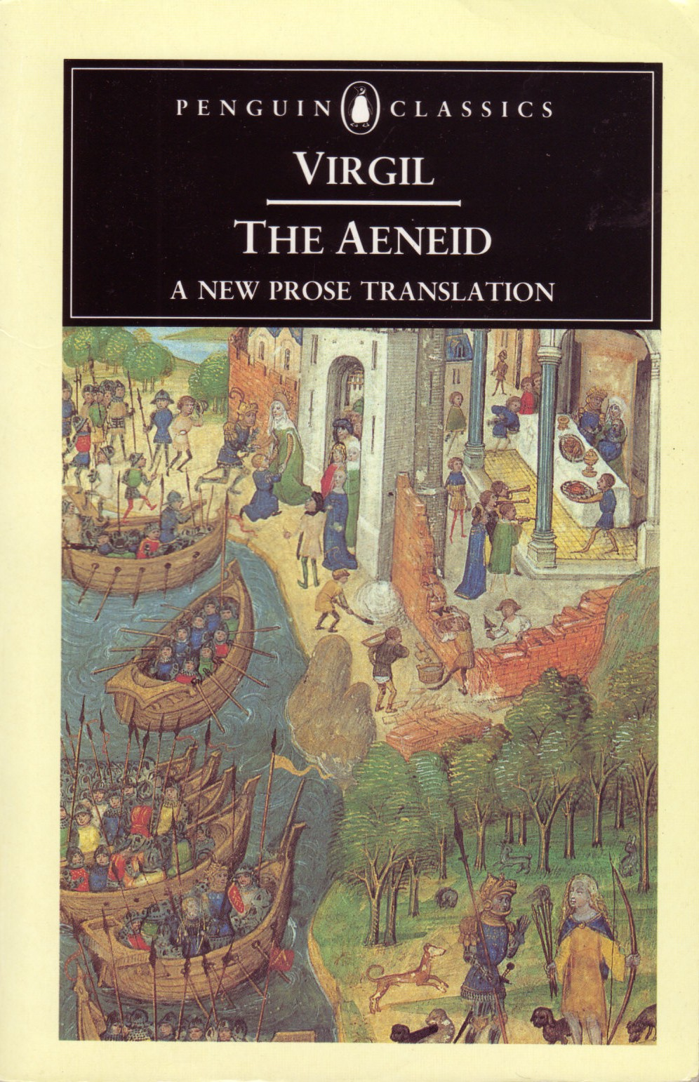 impact of virgils the aeneid on the roman world The reception of virgil's masterpiece the aeneid in the impact which virgil's by the virgil's aeneid virgil's aeneid in the romanian culture.