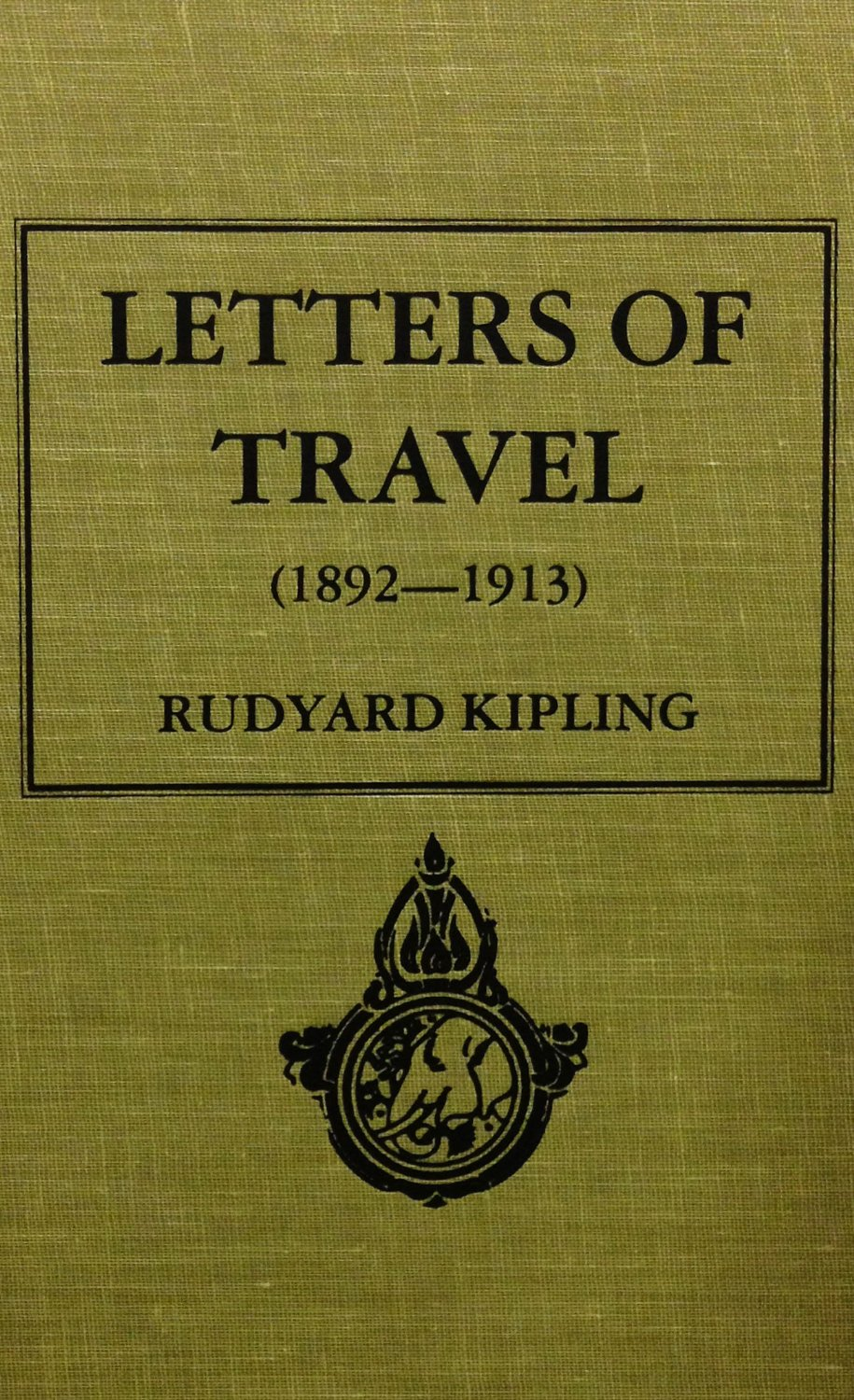 Letters of Travel by Rudyard Kipling.jpg