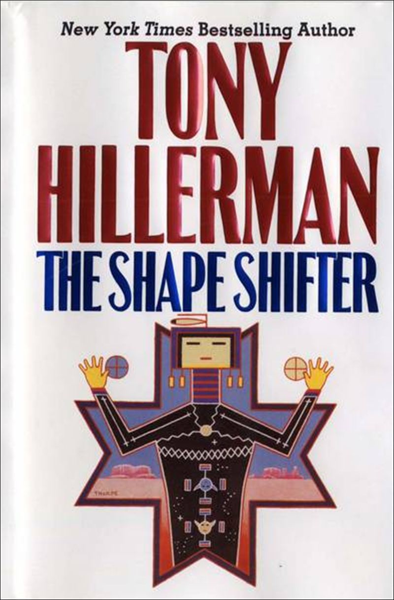 The Shape Shifter by Tony Hillerman.jpg