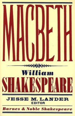 macbeth by william shakespeare.JPG