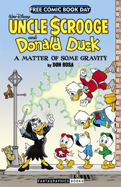 Walt Disney's Uncle Scrooge and Donald Duck A Matter of Some Gravity .jpg