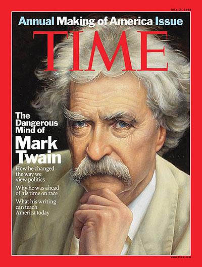 Mark Twain: July 14, 2008