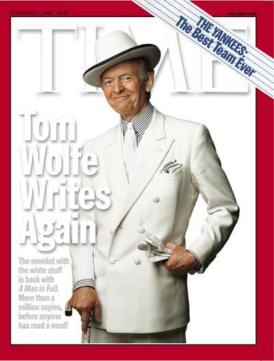 Tom Wolfe: November 2, 1998