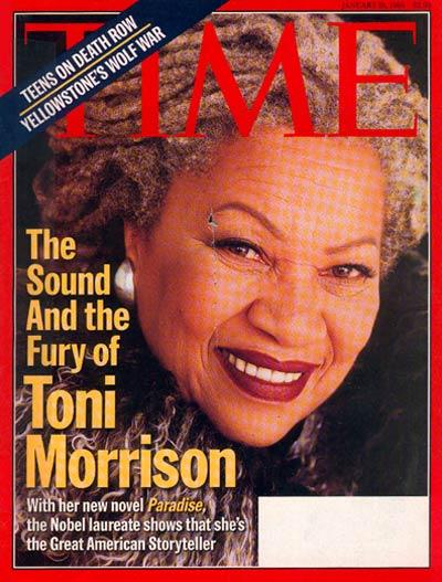 Toni Morrison: January 19, 1998