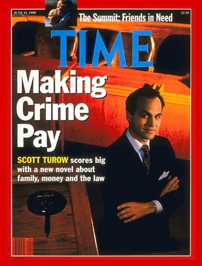 Scott Turow: June 11, 1990