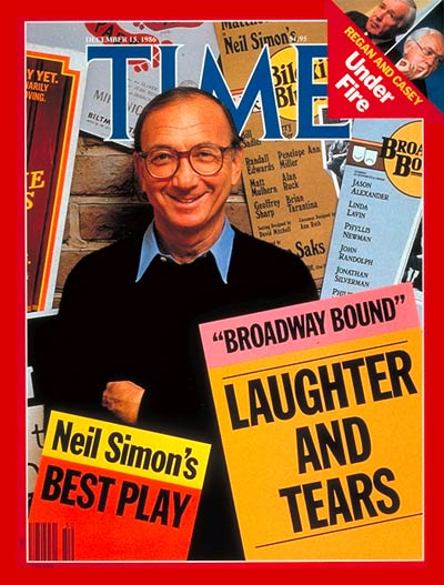 Neil Simon: December 5, 1986